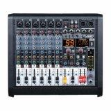DJのミキサーはとの騒音機能および+48Vの幻影力を減らす