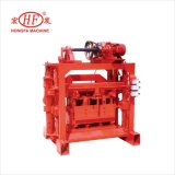 機械を作るQtj4-40b2小さい投資の半自動ブロック