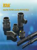 티를 감소시키는 HDPE 개머리판쇠 용접 PE 이음쇠