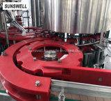 L'aluminium peut Machine de remplissage et de sertissage
