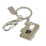 Mini appareil-photo USB Pendrive de bijou de disque de flash USB en métal