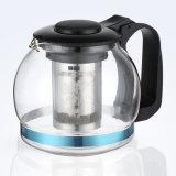 стеклянный бак чая 1700ml с стрейнером чая