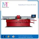 Máquina de impresión digital de DX5 cabezales de impresión la impresora de inyección de tinta UV Cerámica SGS aprobado CE