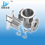 Dn32/DN40/DN50 de diámetro 159mm de acero inoxidable Filtro magnético agua líquida