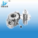 Dn32/Dn40/Dn50 Edelstahl-flüssiges Wasser-magnetischer Filter Durchmesser-159mm
