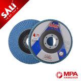 Fabricante de discos de la tapa de las ruedas de la trampilla de Zirconio para el pulido