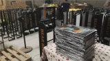 La máxima calidad Metal supermercado cerveza Wholesales Rack para mostrar