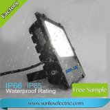 200W IP65 IP66 6500K는 LED 플러드 빛을 방수 처리한다