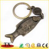 Специальный и классический сплав Keychain цинка металла Tin Plating сувенира