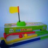 Kundenspezifisches Innen- und im Freien Minigolf-Set mit Markierungsfahnen-Druck