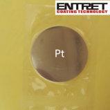Elevata purezza per l'obiettivo di polverizzazione del tecnico di assistenza del Ni (81) (19) WT % dell'alta qualità