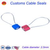 高品質の出荷ケーブルロックの機密保護の取り引き、ケーブルのシール