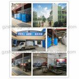 Four industriel de galvanoplastie de radiateur électrique de brides de fixation