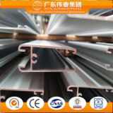 中国はアルミニウムかアルミニウムまたはAluminioの放出のプロフィールのスライディングウインドウをカスタマイズした