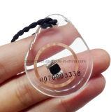 Programmabel HF 13.56MHz Ntag213/216 RFID NFC Keyfob