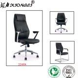 silla ejecutiva moderna de la oficina del cuero genuino del encargado 2349A