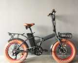 يطوي درّاجة كهربائيّة مع رخيصة سعر سبيكة سمين إطار العجلة [36ف350و-500و] بطارية جدّا