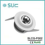 Mini rundes eingebettetes LED-Schmucksache-Punkt-Licht (3W, 700mA)