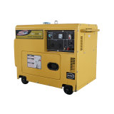 6kVA 7kVA Generator-leiser Dieselgenerator