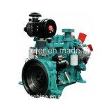 Le moteur diesel Kt6BTA5.9-G2 pour le générateur diesel de Cummins Perkins ouvrent silencieux