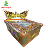 Arcade Casino Coin Operated Balls Man Electronic Fishing Game Machine