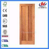 Puerta de madera modificada para requisitos particulares estilo clásico de la coctelera del proyecto de la talla (JHK-3013)