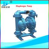 압축 공기를 넣은 격막 펌프를 설계하는 PP