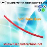 """1/4"""" SAE100 R7 flexible haute pression de pulvérisation le flexible hydraulique de 6,3*13,3 mm - Rouge"""