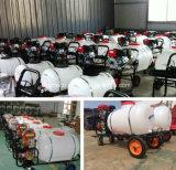 3WZ-200 Type de chariot de pulvérisateur haute pression à quatre roues spray insecticide main pousser la machine