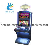 Spielende Prämien-Schlitz-Spiel-Maschinen-Jackpot-Videospiel-Maschine