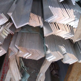 Profil en aluminium expulsé L cornière de forme pour structural