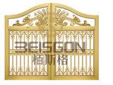 Portello d'acciaio del metallo dell'entrata principale di alta qualità decorativa del Medio Oriente