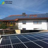 250W monokristalline PV Sonnenkollektor-Baugruppe für Dach