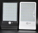 2W LED 정원 빛 옥외 거리를 위한 태양 벽 빛