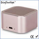 De vierkante Mini Eindigende Spreker Bluetooth van de Stijl in Aluminium (xh-ps-686)