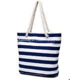 Горячая продажа полоса пляжа полотенного транспортера женская сумка с простых женщин брелоки дамской сумочке