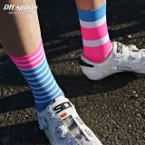 Size 6-11를 위한 남자의 Cycling Socks Sports Running Socks