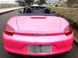 Doral 분홍색 포장 쿠페형 자동차 색깔 변경 비닐 필름