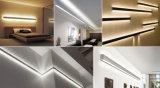 선형 현탁액 펜던트, 사무실을%s 선형 현탁액 LED 빛을 흐리게 하는 알루미늄, 슈퍼마켓 점화