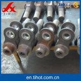 A fundição chinesa fornece a fundição de aço e as peças fazendo à máquina para a locomotiva