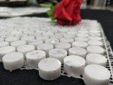 Faible prix de vente blanc de Carrare Penny mosaïque ronde carrelage de marbre pour l'intérieur Sol et Mur, Salle de bains et douche