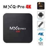 Mxq PRO 1+8GB S905X TV Box Android en vivo IPTV IPTV de verificación m3u