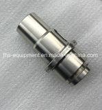 As peças de viragem CNC usinagem de precisão do eixo personalizadas de usinagem do eixo HSS Asp23