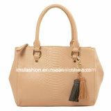 Slang Pu Dame Fashion Tote Bag met de Leeswijzers van het Paar