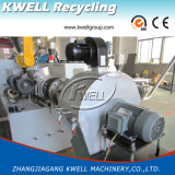 Вырезывание PVC пластичное горячее Pelletizing лепешка Line/WPC рециркулируя машину