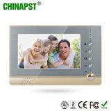 ビデオドアの電話ドアベルの通話装置(PST-VD07R-ID)を取る最も熱い別荘の写真