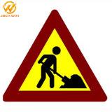 안전을%s 주문 플라스틱 삼각형 경고 표시