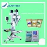Macchina di rifornimento semiautomatica della vite per l'imballaggio pepe/della farina (JAS-100/50/30/15)
