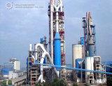 시멘트 선반을%s 가진 작은 시멘트 플랜트 (300TPD-1000TPD)를 완료하고 가마에 구우십시오