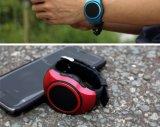2017 새로운 옥외 소형 휴대용 스포츠 손목 시계 Bluetooth 스피커